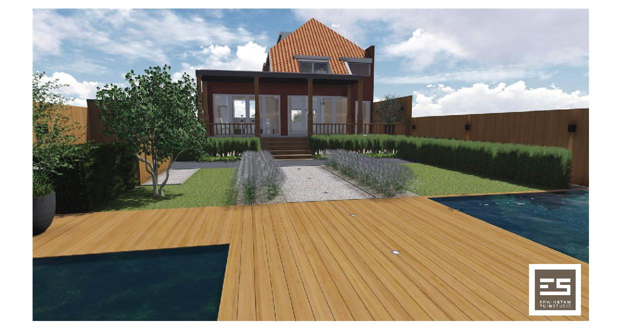 Portfolio erwin stam tuinstudio erwin stam tuinstudio for Mobiele woning in de tuin