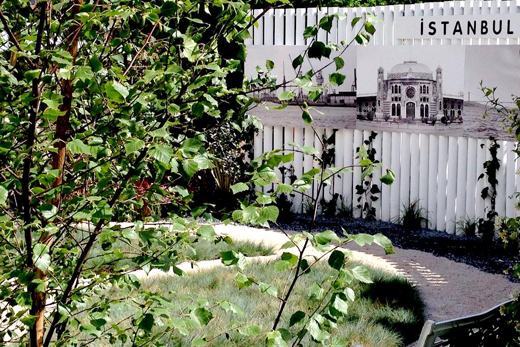 ENTRY ISTANBUL GARDEN & FLOWER FESTIVAL